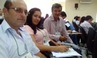 Presidente e Servidores da Câmara Municipal De São Felipe D'Oeste participam de treinamento do TCE-RO